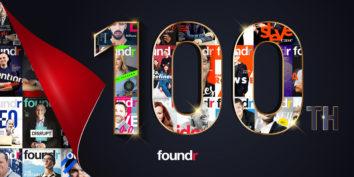 Foundr Magazine 100th Issue