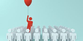 Standing out with personal branding