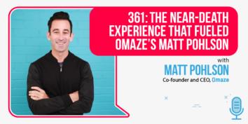 Matt Pohlson of Omaze