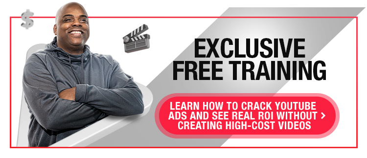 Exclusive free YouTube ad training