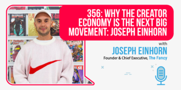 Joseph Einhorn of The Fancy on the Foundr Podcast